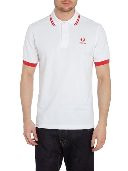 Fred Perry England Bwc Polo Shirt