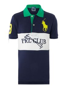 Boys Polo Ralph Lauren Club polo shirt