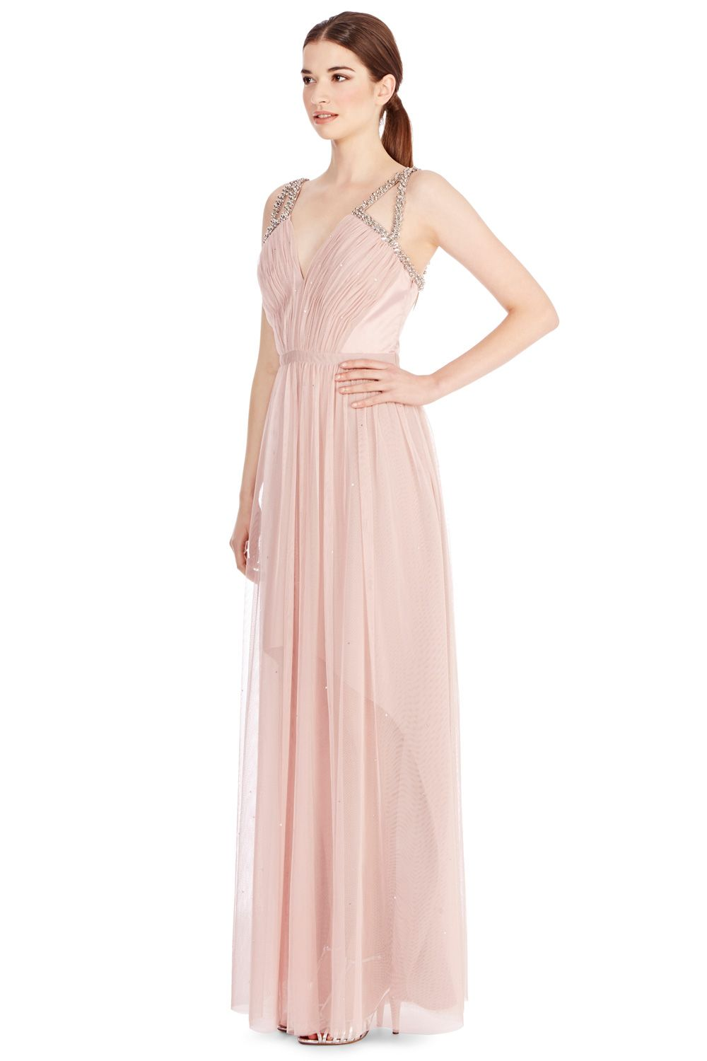 Starlight maxi dress
