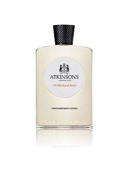 24 Old Bond Street Body Lotion 200ml