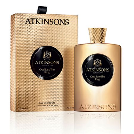 Atkinsons Oud Save The King Eau de Parfum 100ml