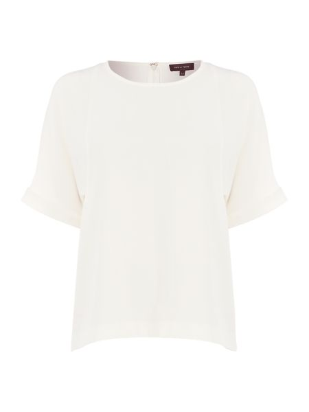Pied a Terre Woven Couture Tee