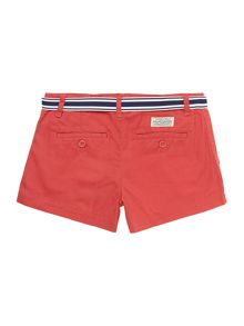 Girls chino shorts