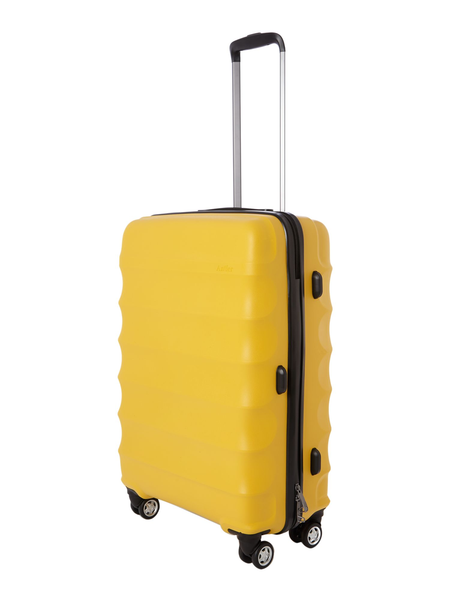 Juno 4 wheel yellow hard medium rollercase