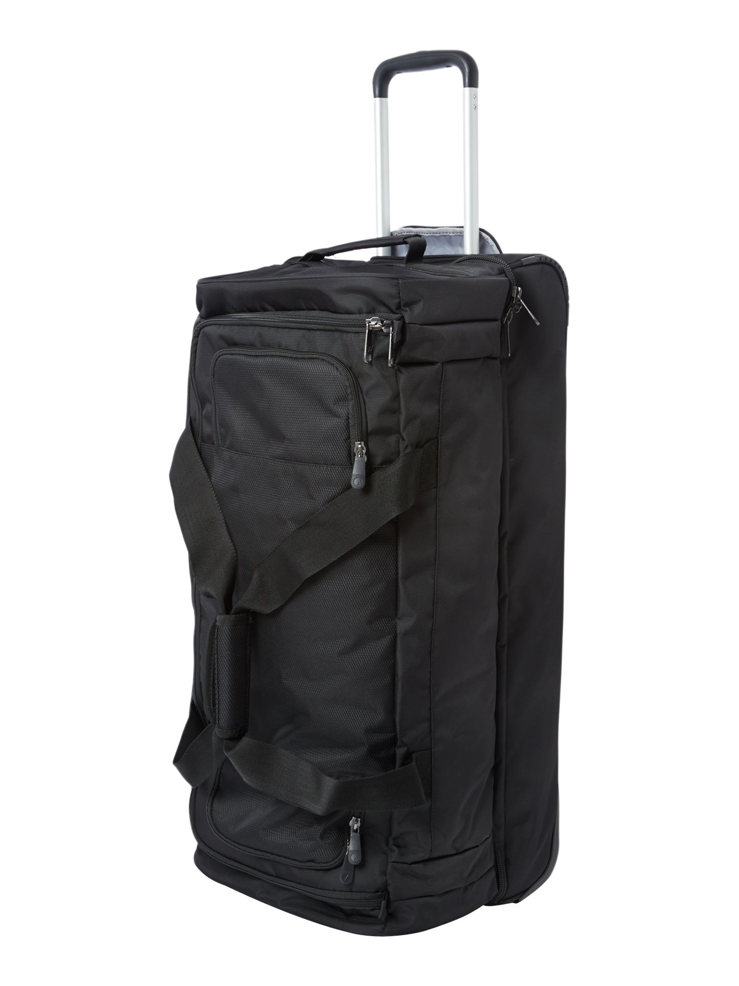 Cyberlite casual double deck trolley duffle