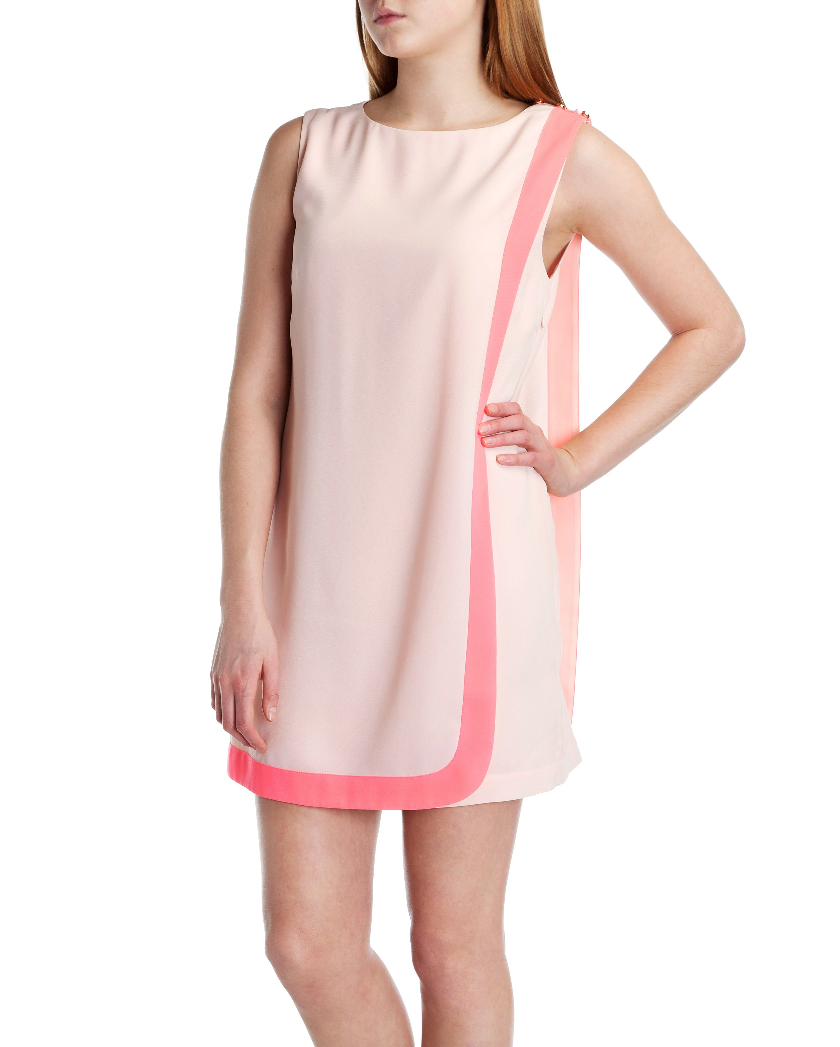 Cosette sleeveless tunic