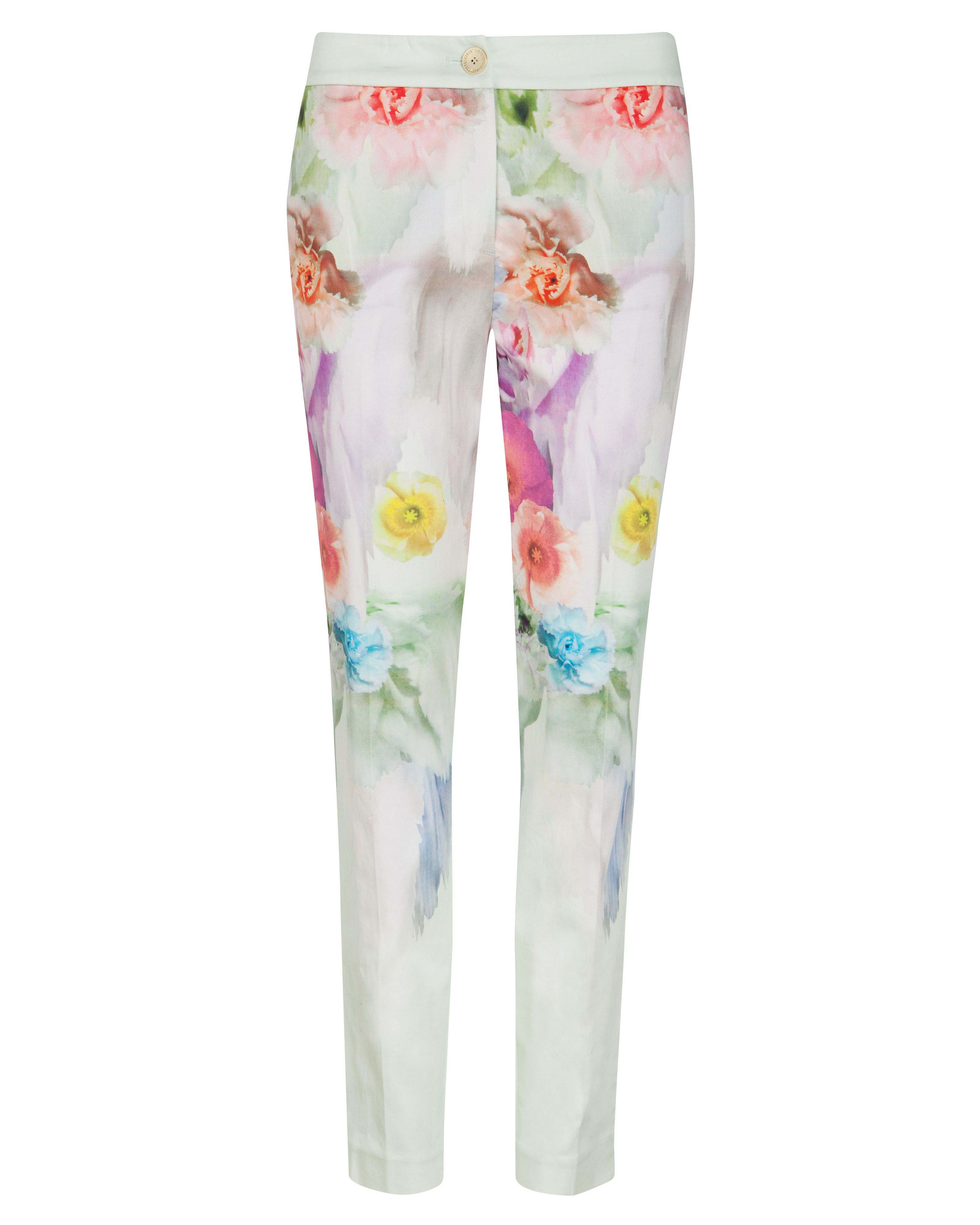 Avalyn floral printed trouser