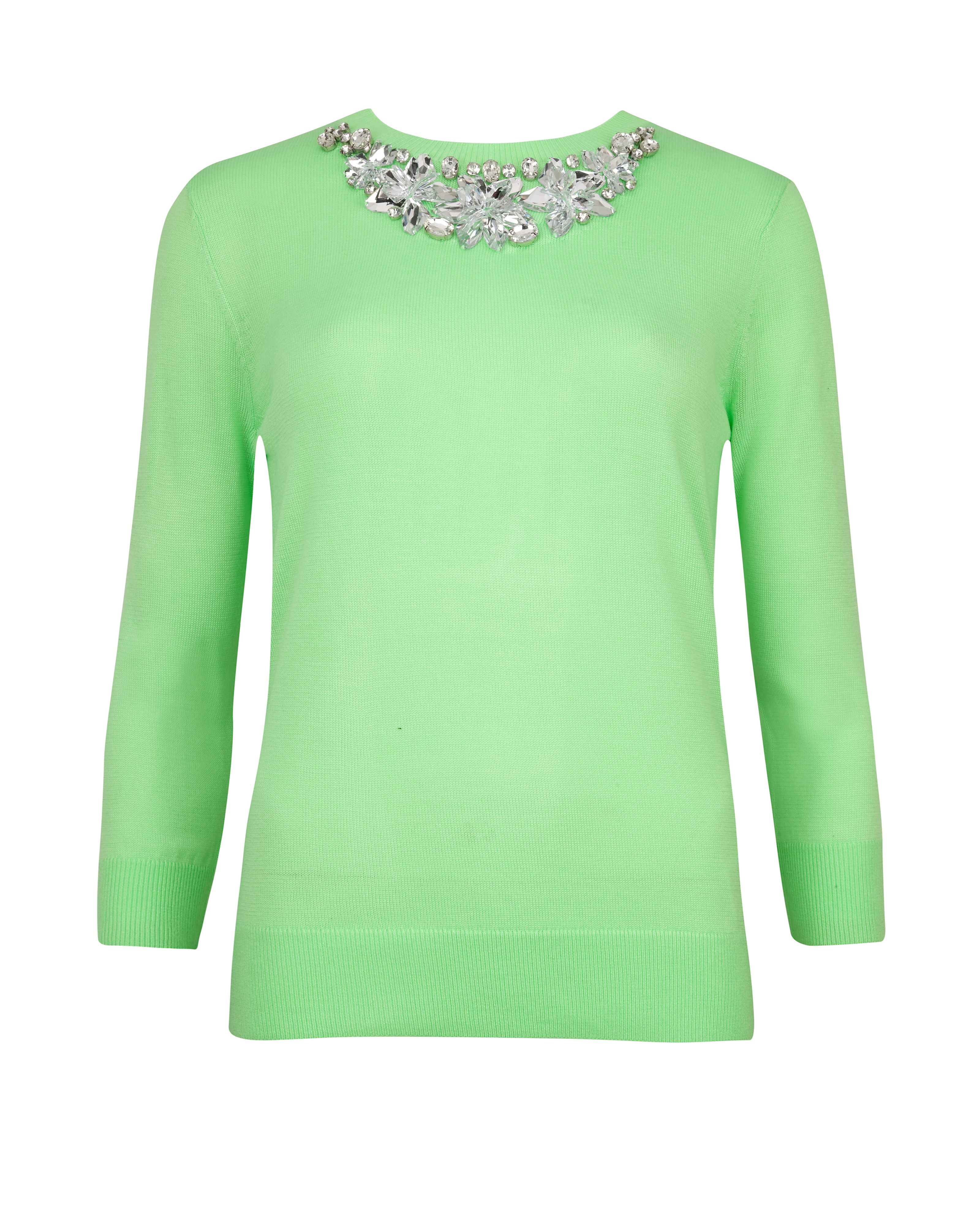 Tashca neon sweater