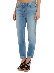 J Brand 9044 Jake slim boyfriend jeans in Eternal