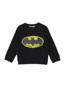 Kids Batman Logo Sweatshirt