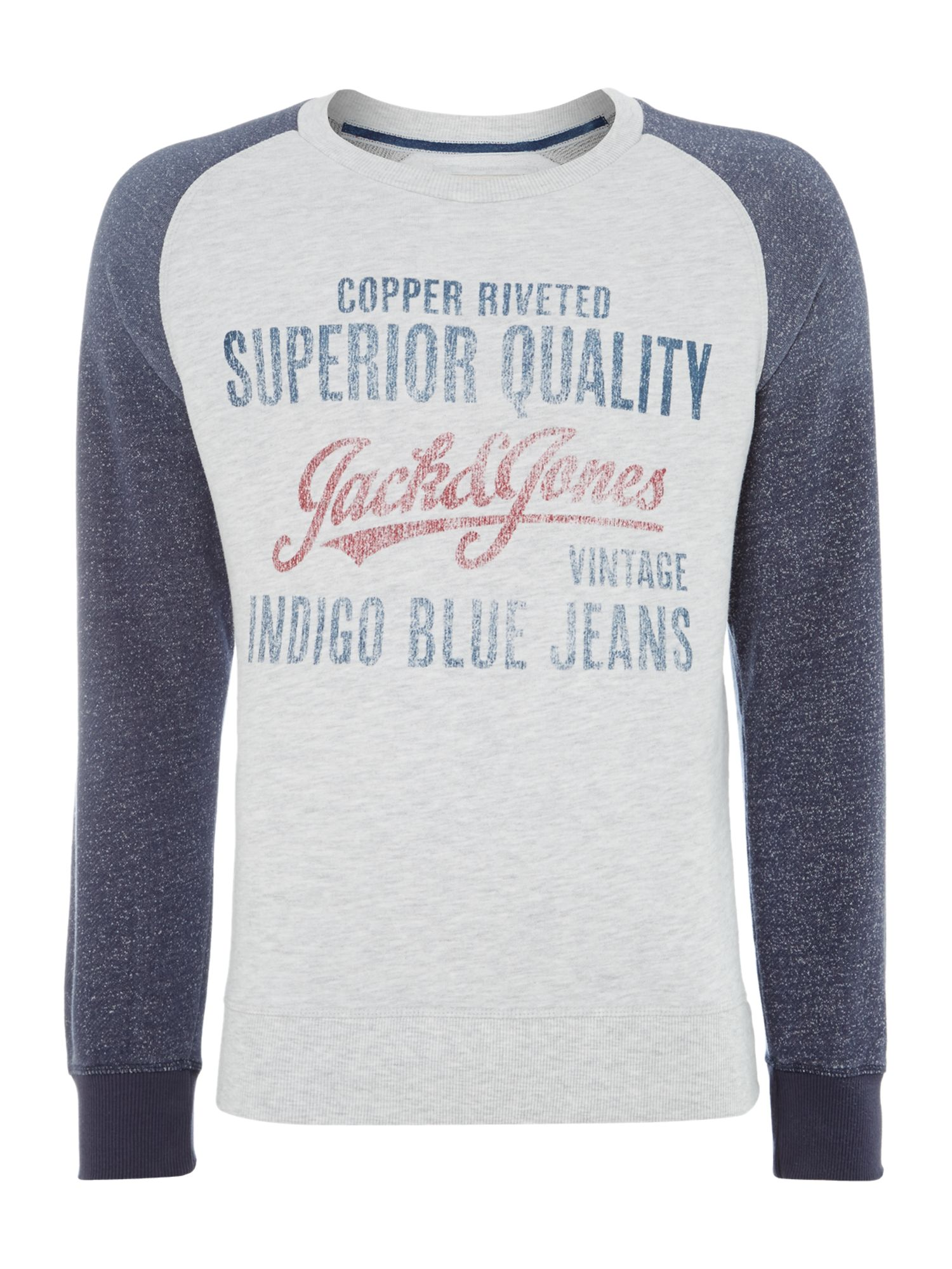 Vintage branded raglan sweat