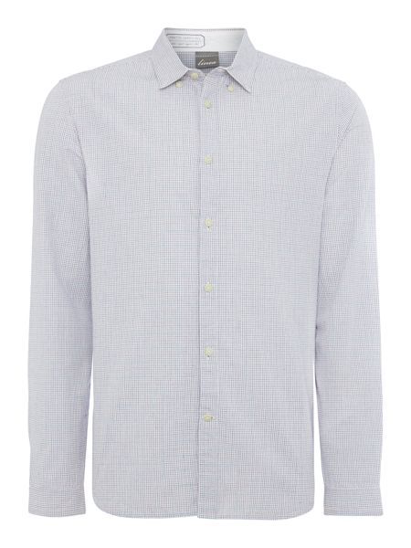 Linea Cromford Check Long Sleeved Shirt