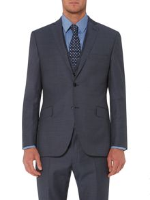 Gustavo end on end AMF stitch suit jacket