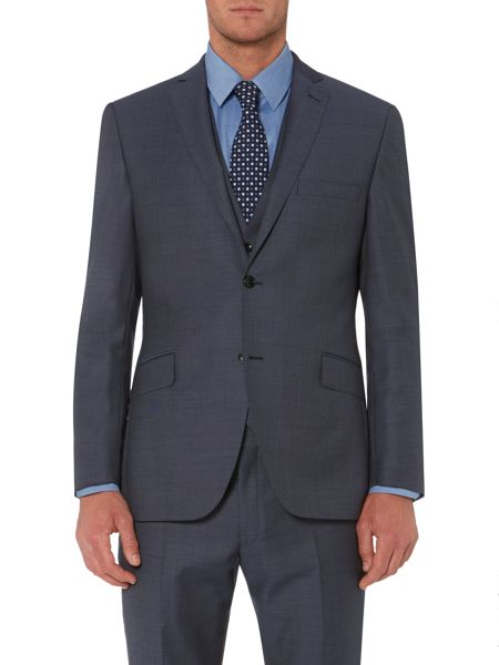 Corsivo Gustavo stitch suit jacket