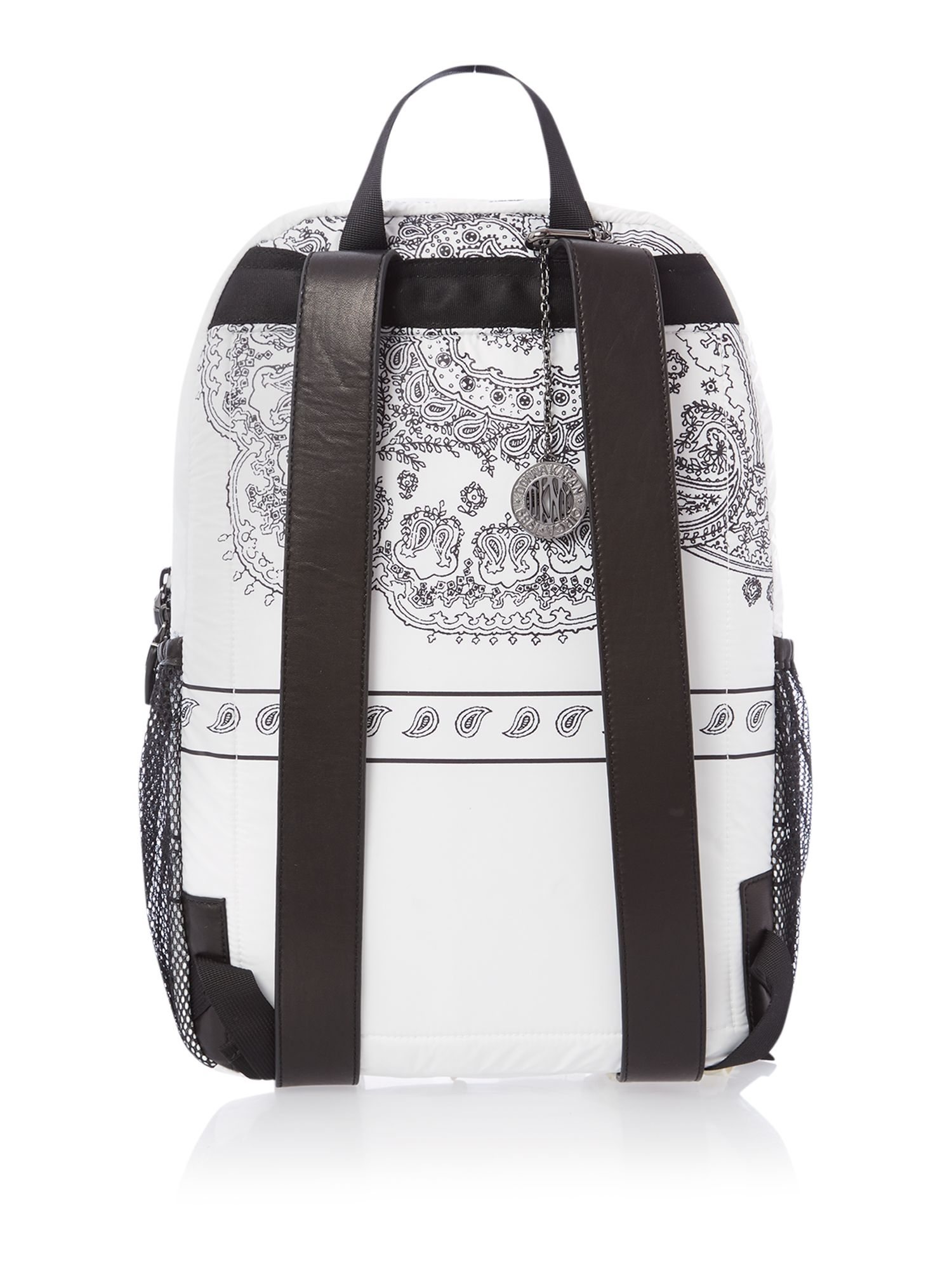 Runway multi-coloured backpack
