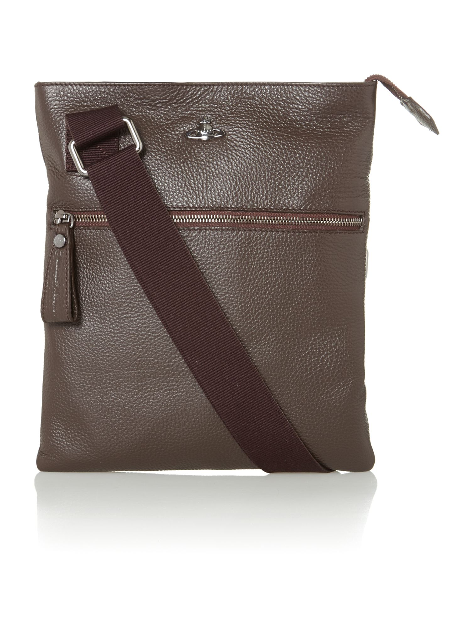Leather man pouch