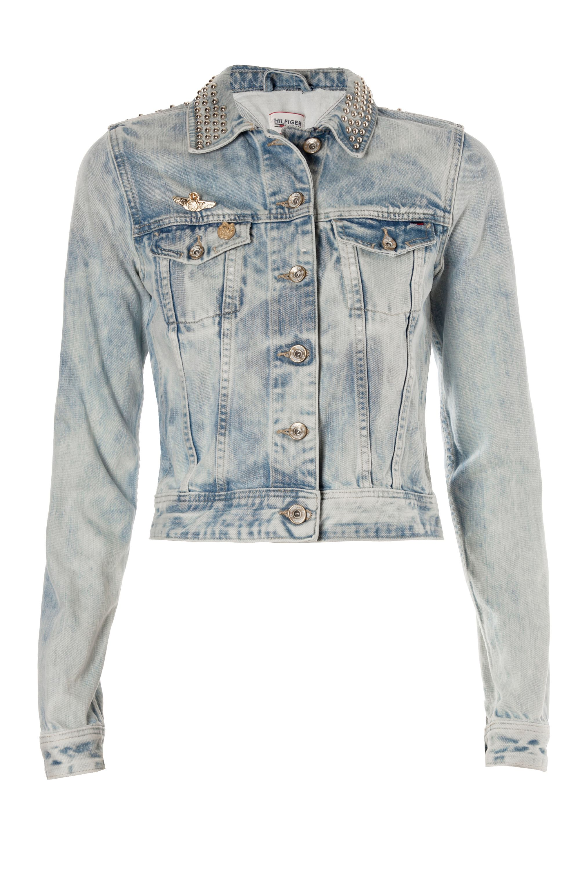 Vivianne denim jacket