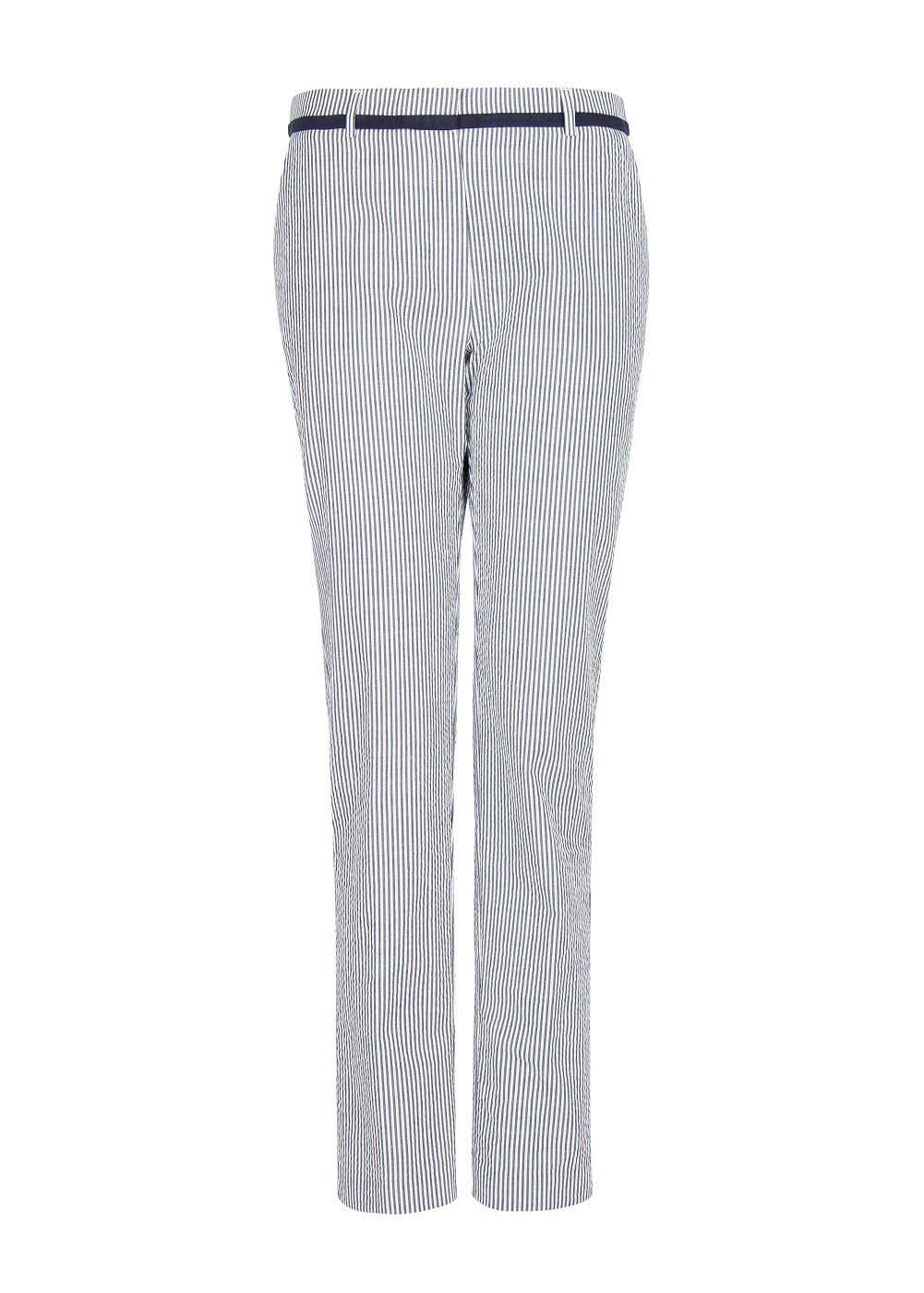 Seersucker suit trousers