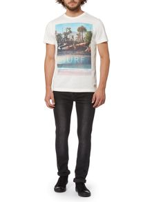 LA Surf Graphic Tee