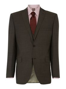 Mondo pindot notch lapel suit jacket
