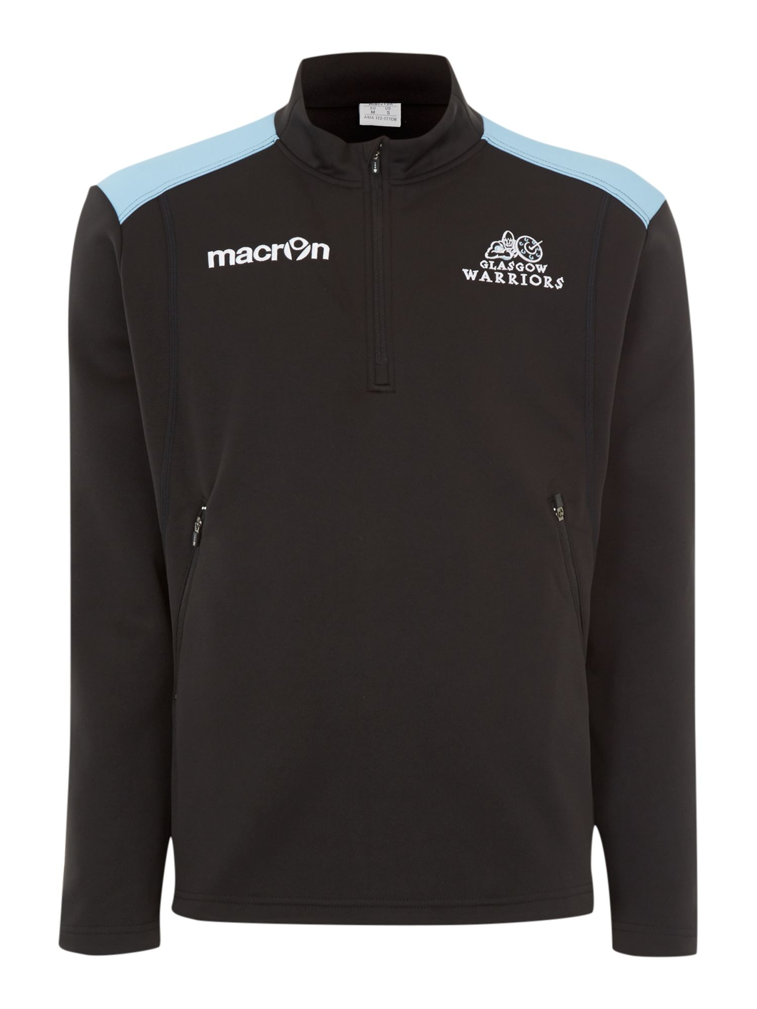 Glasgow warriors microfleece