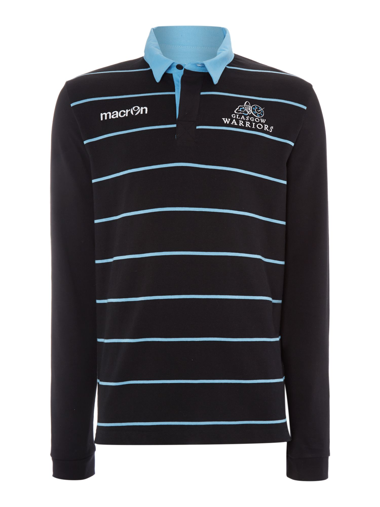 Glasgow warriors long sleeve cotton shirt
