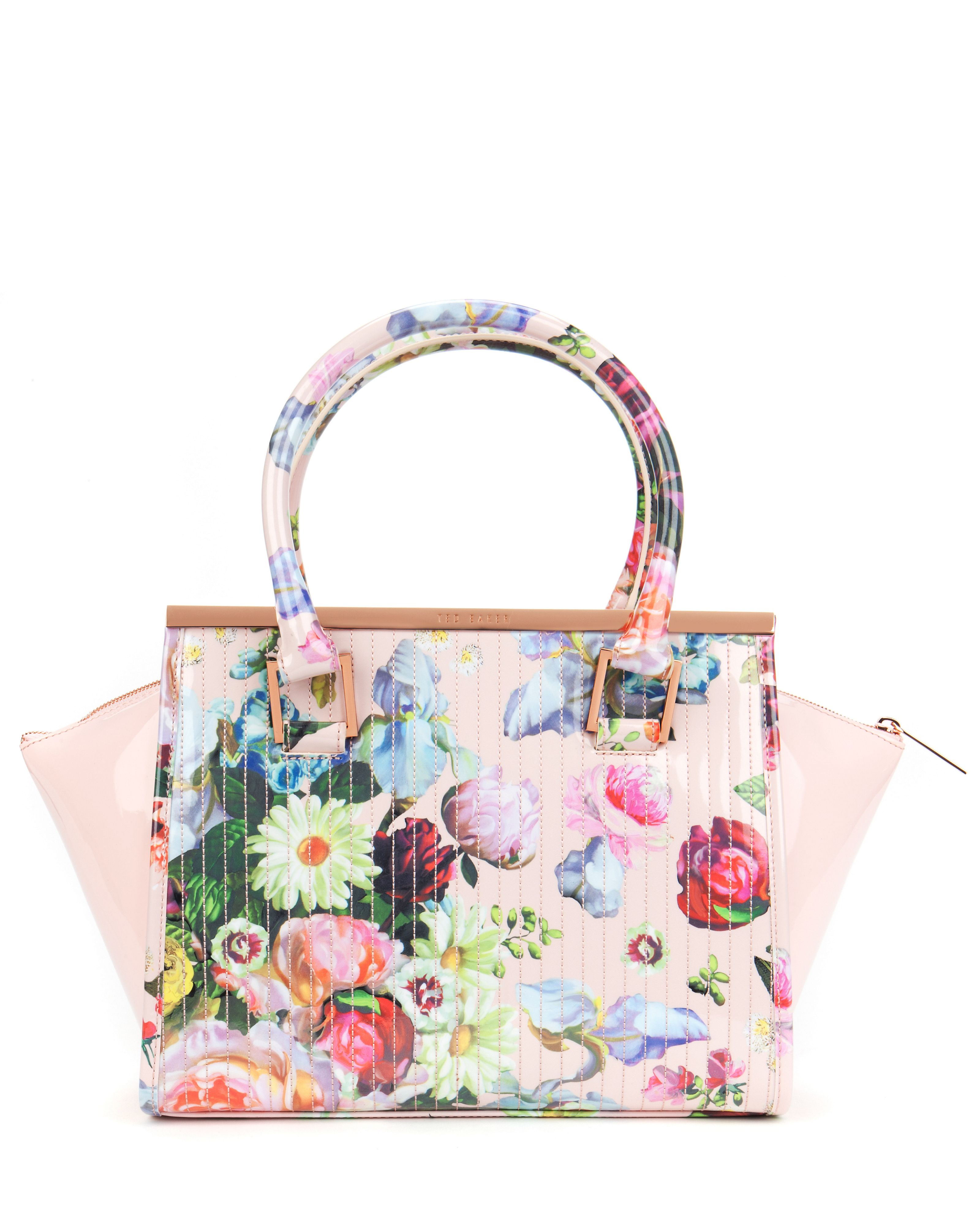 Pexie oil painting tote bag