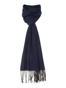 Soft touch mini houndstooth scarf
