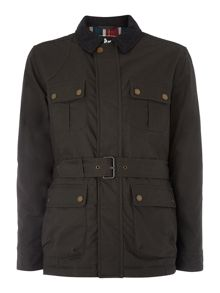the hawker wax jacket