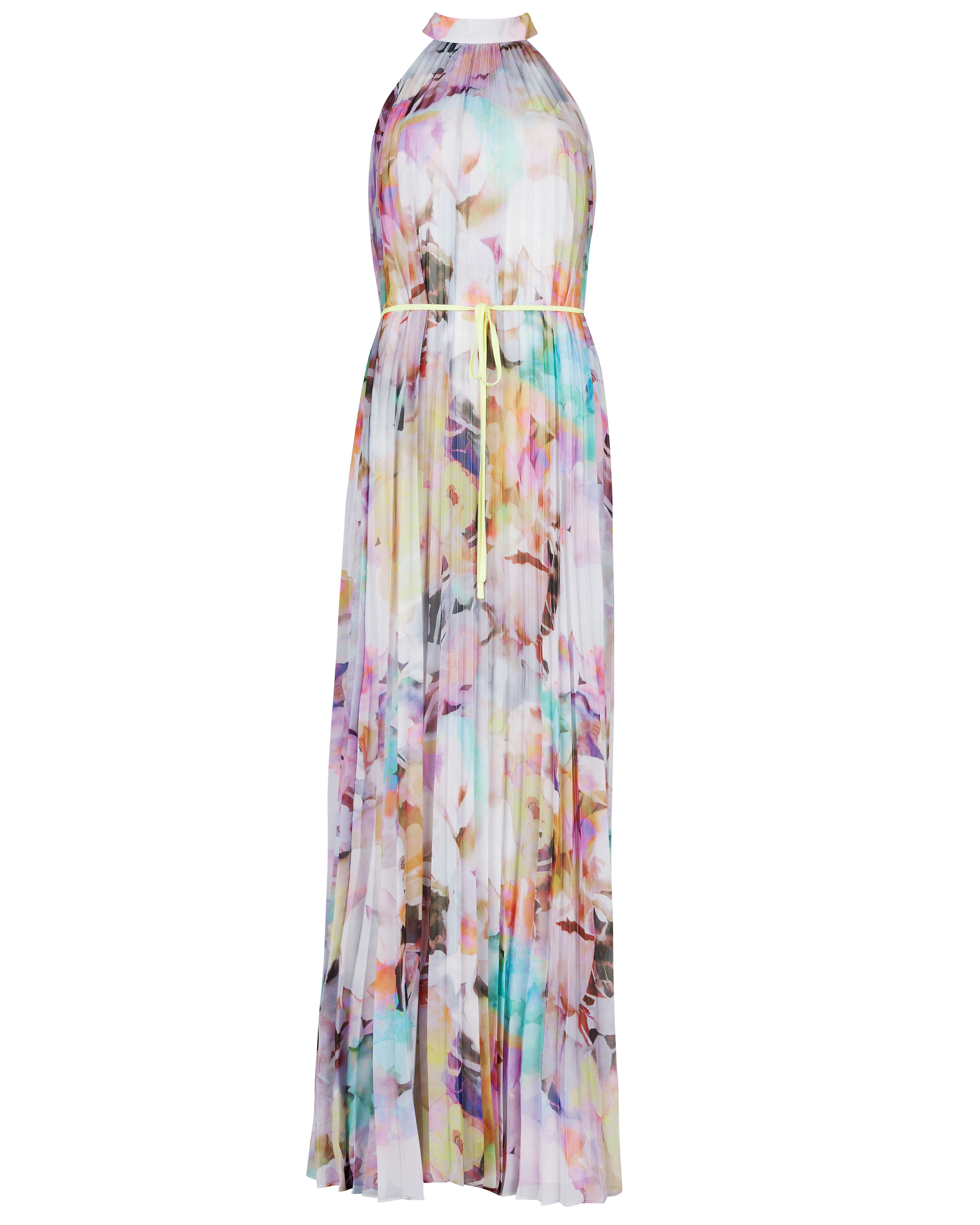 Hecuba printed maxi dress