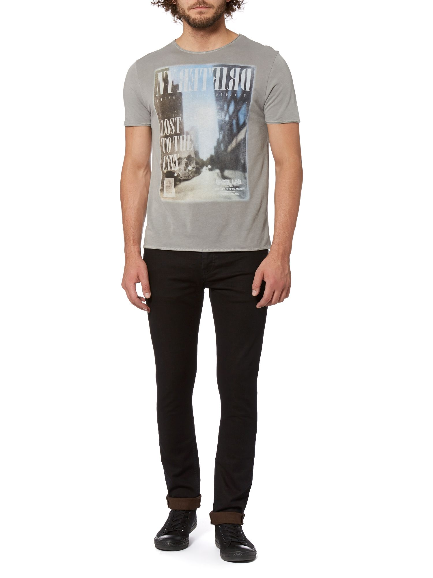 Drifter graphic t-shirt