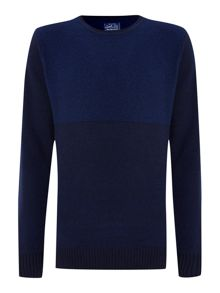 Ruswarp Tuck Stitch Crew Neck Jumper