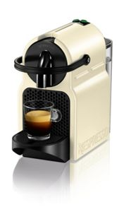 Nespresso Inissia Coffee Machine Cream 11351