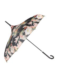 Opulent bloom umbrella