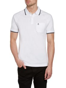 55 tipped polo