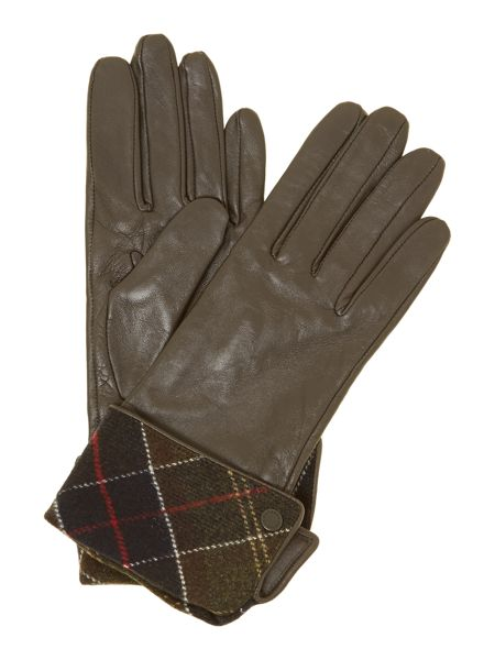 Barbour Lady Jane leather glove
