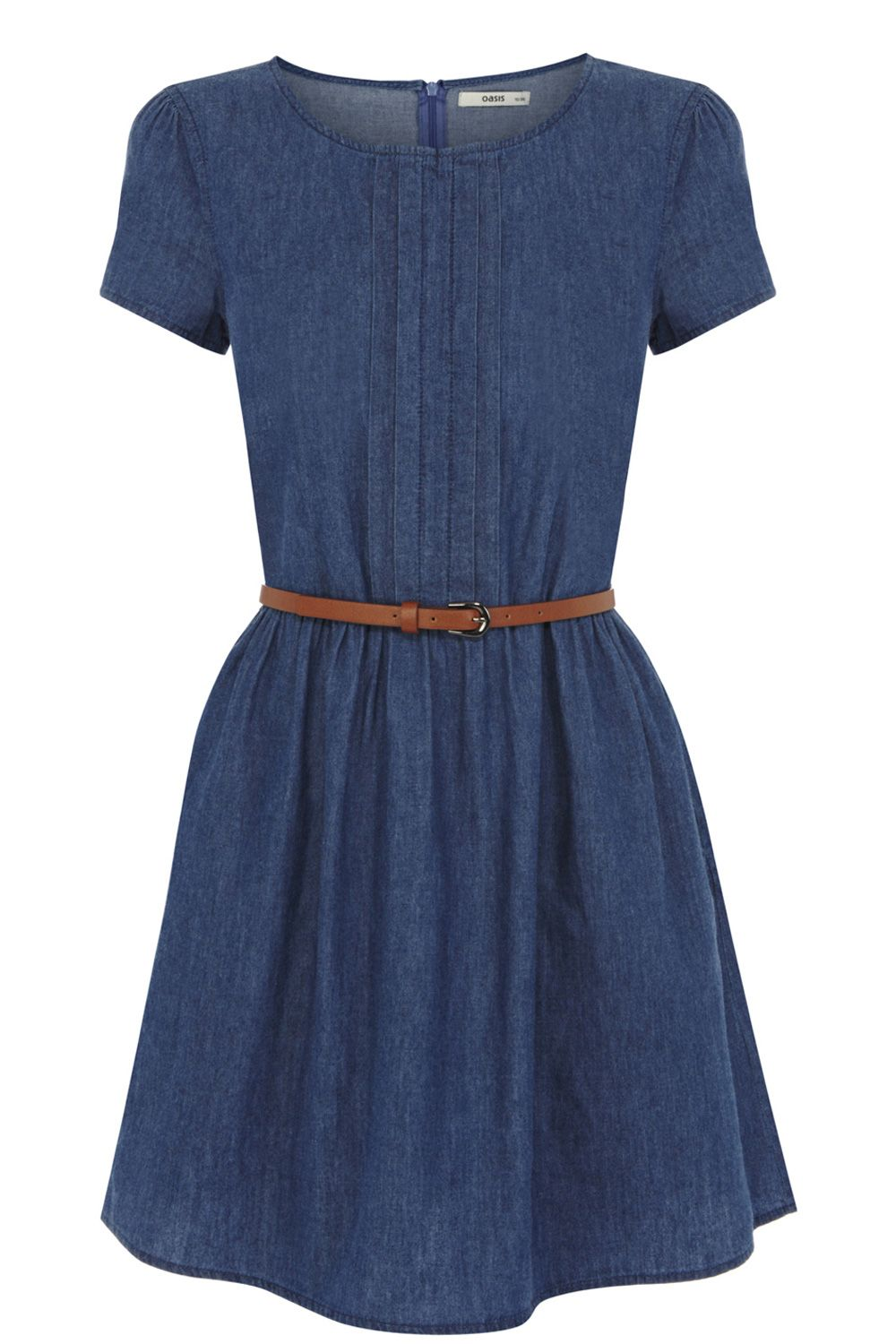 Harriet denim dress