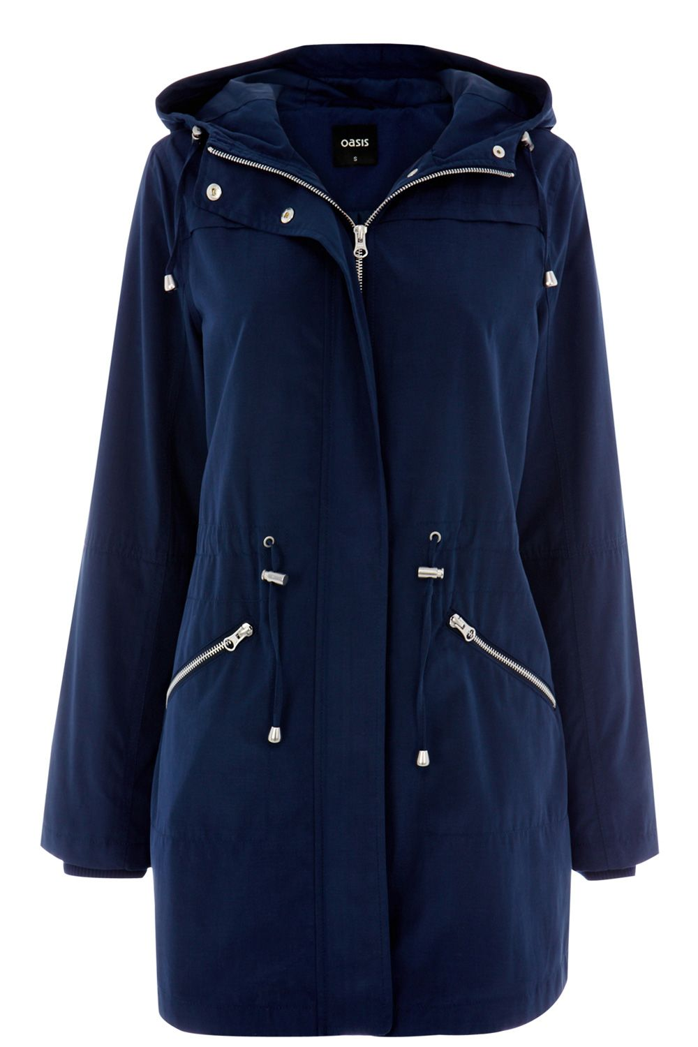 Hollie lightweight parka