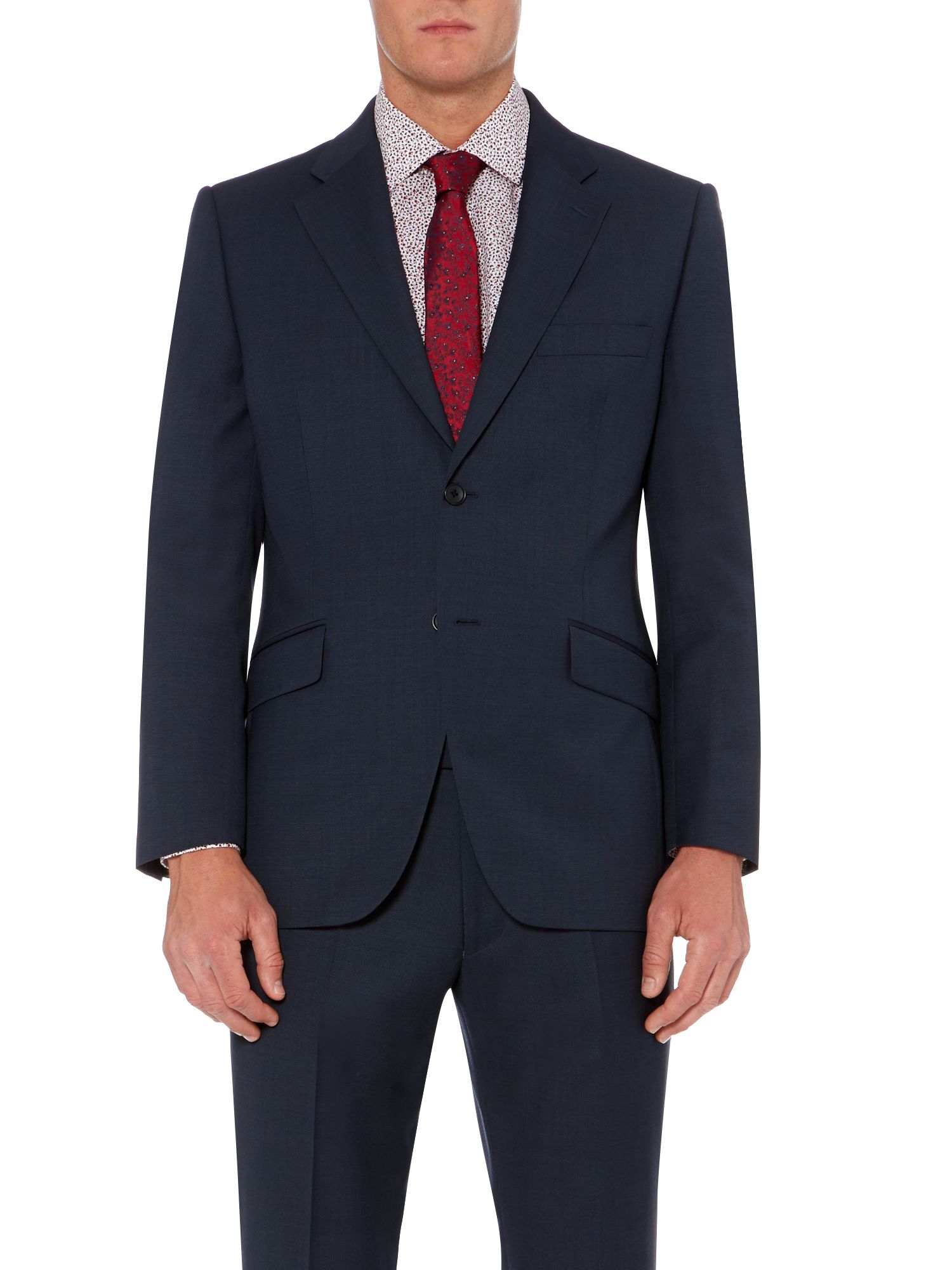 Berkely end on end notch lapel suit jacket