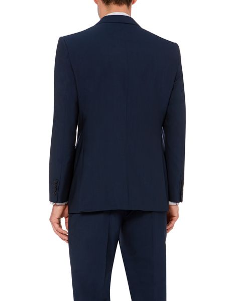 Howick Tailored Draper panama notch lapel suit jacket
