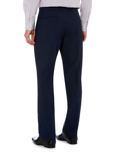 Howick Tailored Draper panama suit trousers