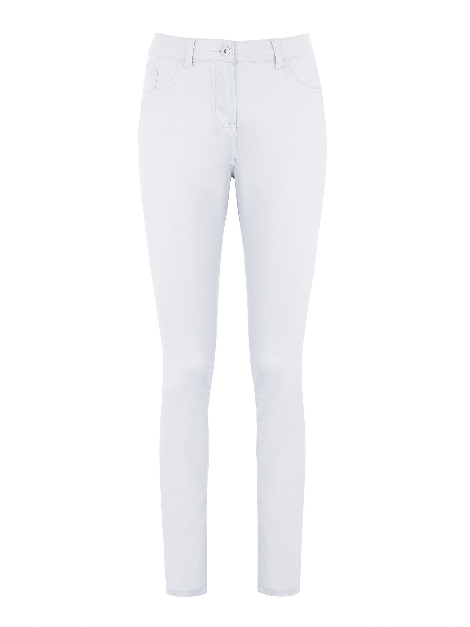 Grey slim fit jeggings
