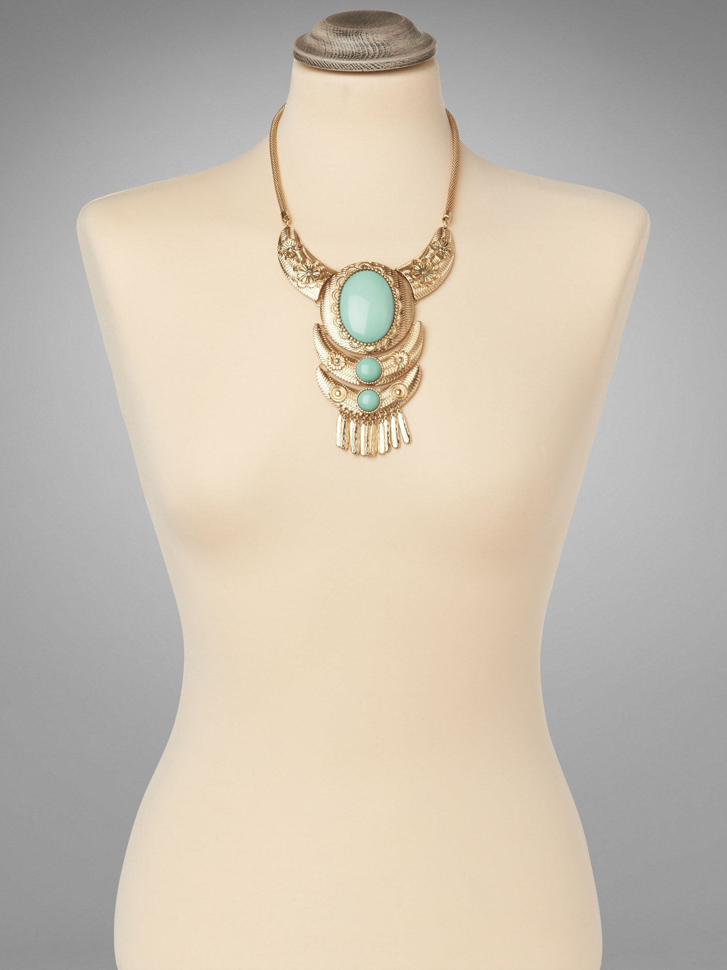 Alana statement necklace