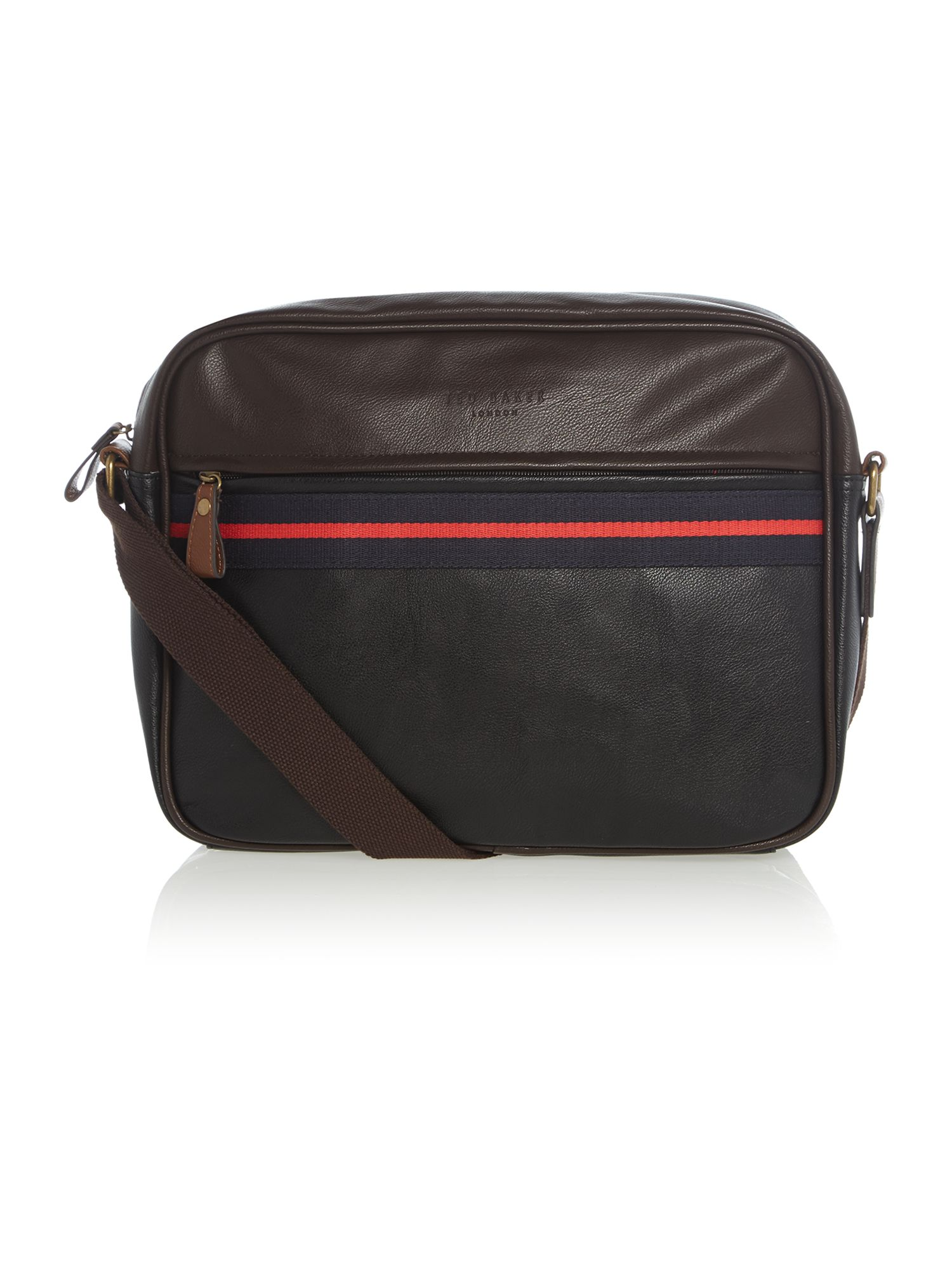 Core webbing document bag