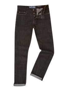 Black Selvedge Jeans