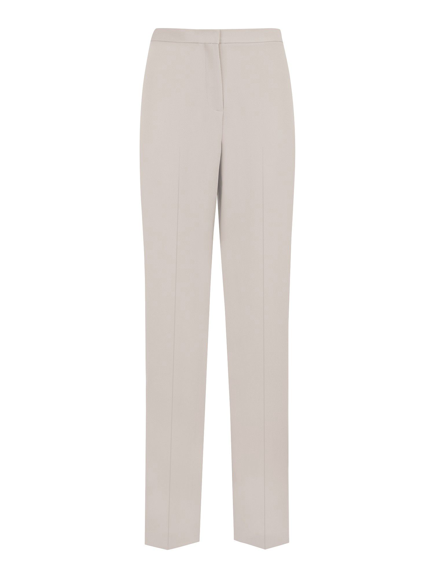 Biscuit tailored trousers