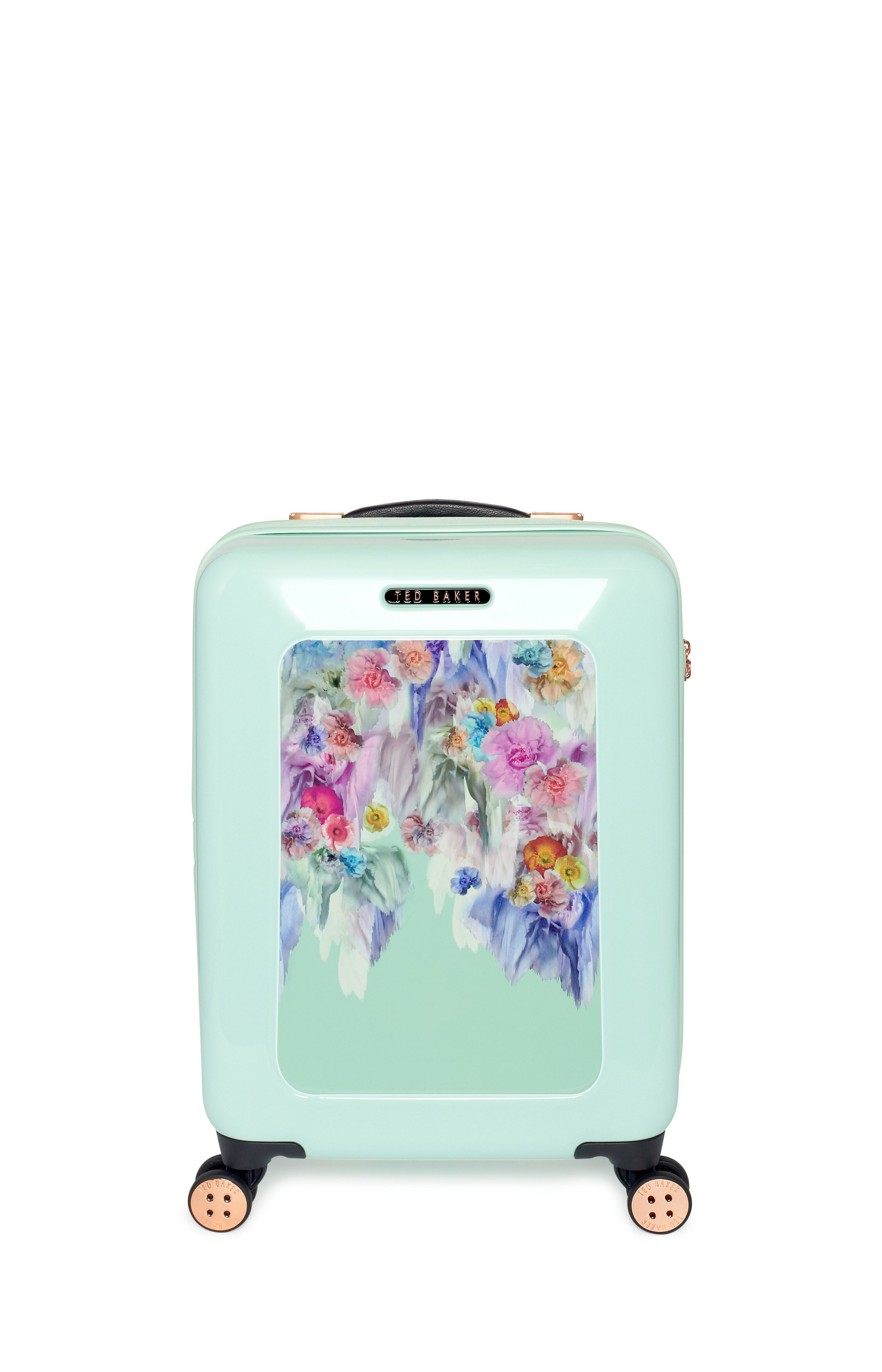 Sugars sweet floral mint cabin case