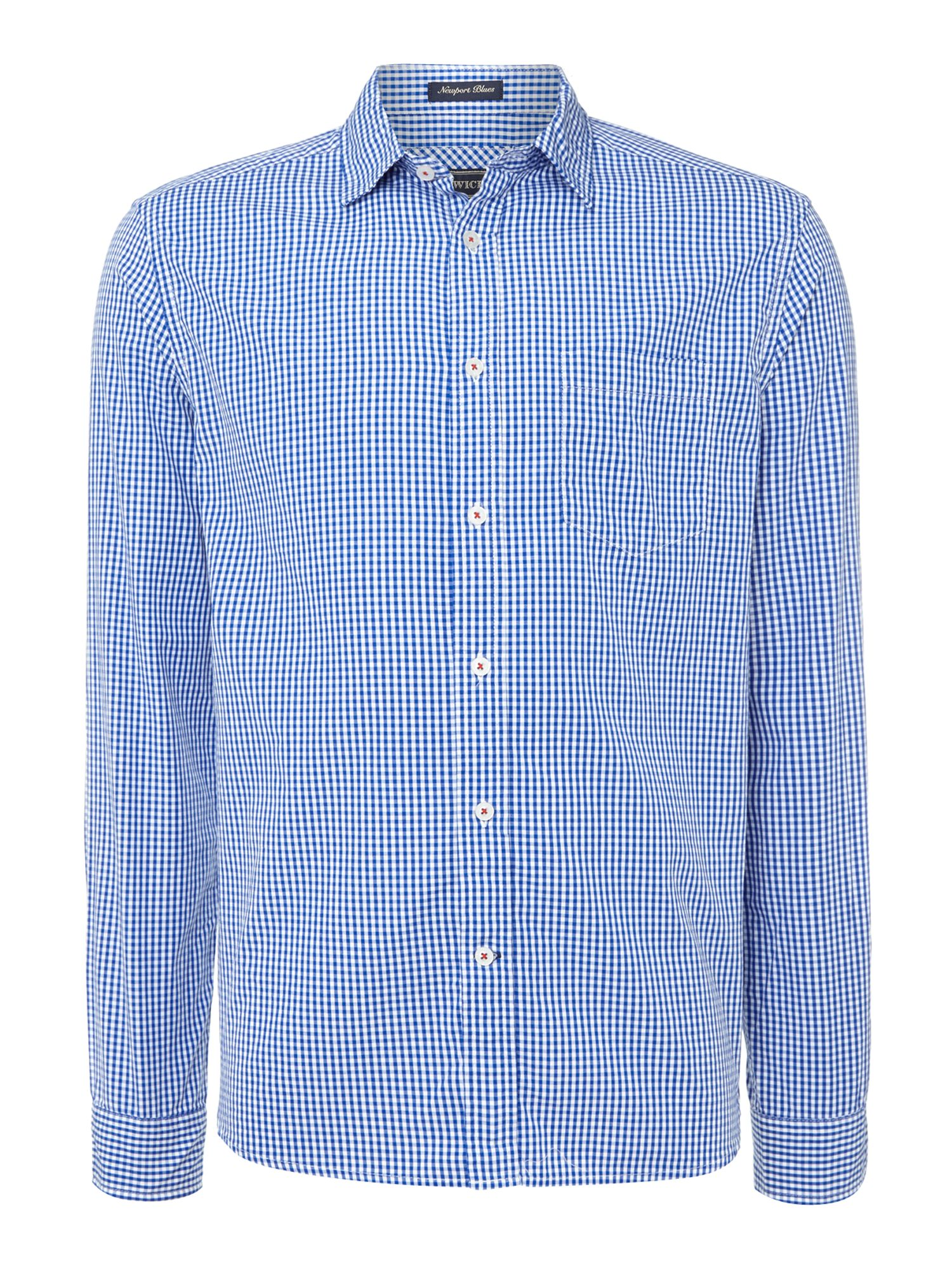 Grafton Gingham Shirt