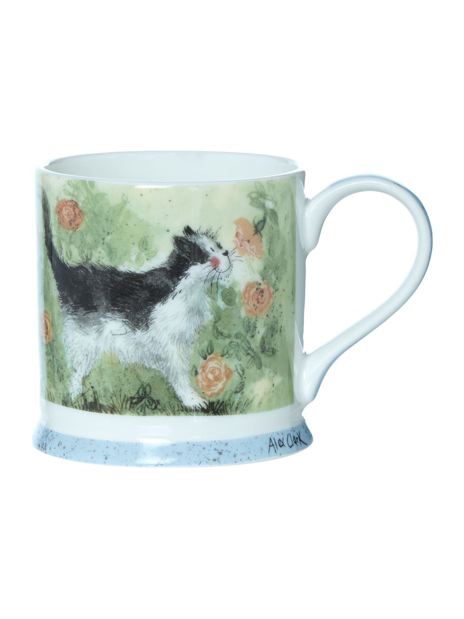 Mellow yellow fragrance mug