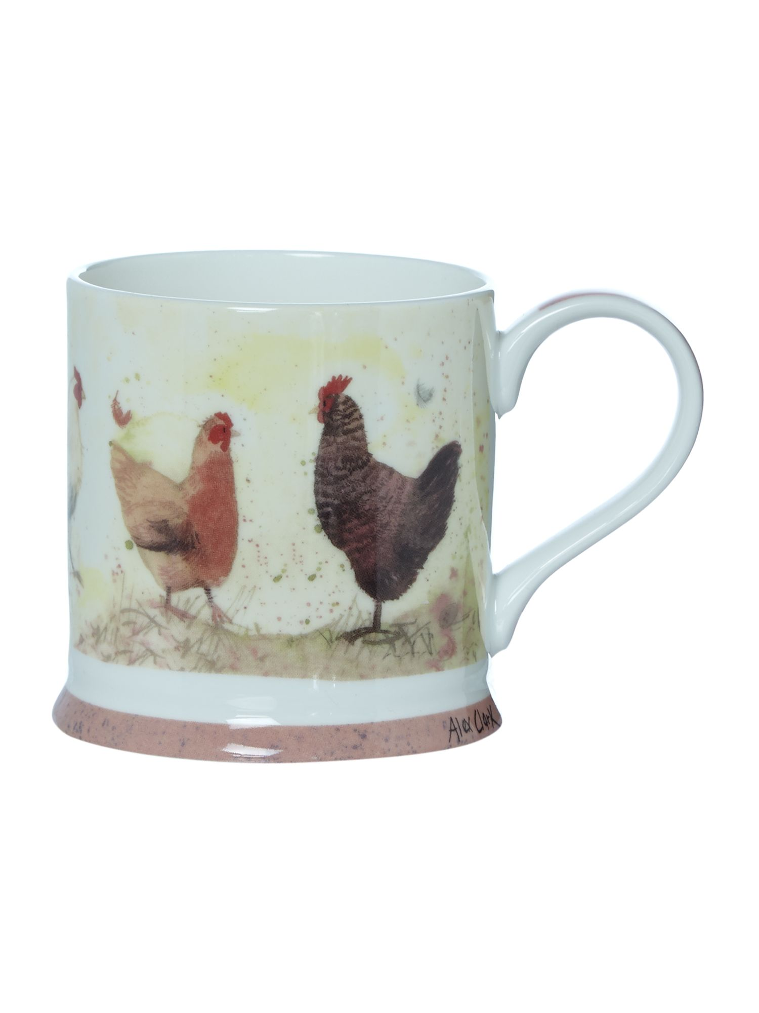 Mellow yellow hen party mug